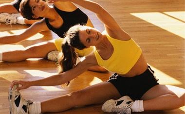 Disfrute haciendo ejercicio